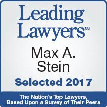 Max Stein Leading Lawyers 2017
