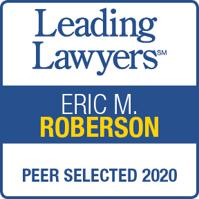 Eric M. Roberson Leading Lawyer