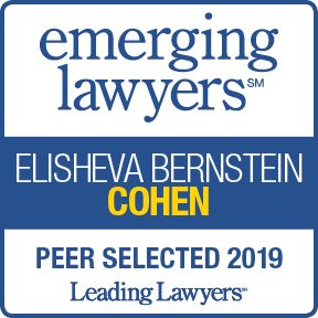 Elisheva Cohen Leading Lawyers 2019