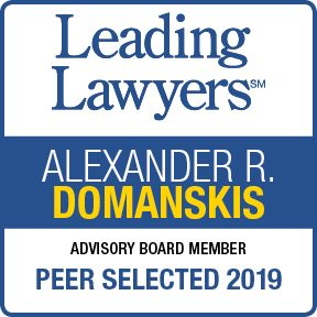 Alexander Domanskis Leading Lawyers