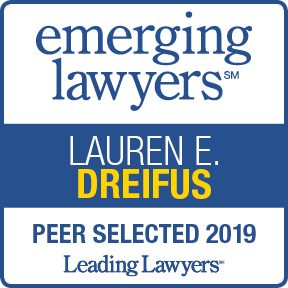 Dreifus Lauren Leading Lawyer